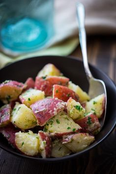potatoes-with-butter-and-herbs