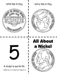 Free download ~ Booklet for each coin.