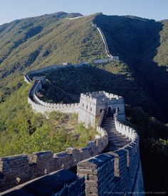 walk on the Great Wall in China Places Ive Been, Places To Go, Trans Siberian, Great Wall Of China, Mosaic Projects, Travel Bugs, Picture Wall, All Over The World, Trip Planning