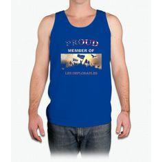 The Deplorables Trump Gift T-Shirt - Mens Tank Top