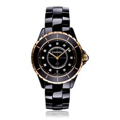 195f92bb35e6 Chanel Black Ceramic Diamond Unisex Watch Chanel watches are steeped in  history   technical superiority. King Jewelers Nashville   King Jewelers  Aventura ...