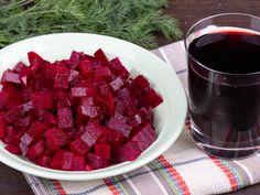 Sağ yiyin: pancar ile özgün tarifleri!