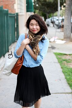 Great Blog, full of modest outfits! :)