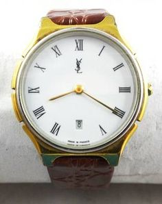 ysl monogram clutch - Gorgeous Coach W120 Swiss Made Watch | Timepieces | Pinterest ...