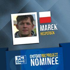 Vote for his project: http://www.oxfordbigproject.com/en/project-nominee/helpstock