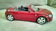 Maisto - Audi TT Roadster, Special Edition 1:18 #Maisto #Audi