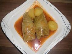 Ein russisches Rezept meiner Mama - bei uns heißt das Gericht Galubzi :)