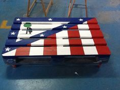 2 Euros Pallet Coffee Table | 99 Pallets