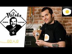 WRAP DE CAPONATA (RECETAS TAKEAWAY) | UN NICOLA PARA LLEVAR Brunch, Vegetables, Recipes