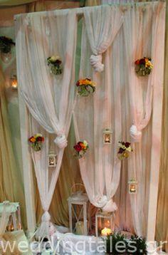 Διακόσμηση Γάμου: Αέρινη Διακόσμηση Γάμου