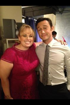 Rebel Wilson And Tom Hardy Joseph Gordon-L...