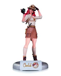 DC Collectibles DC Comics Bombshells Cheetah Statue ** You can get additional details at the image link.