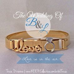 TRICIA DZIERWA | Founding Independent Designer, KEEP Collective ~ E | tdzierwa@bex.net ~ Facebook | https://www.facebook.com/TriciaDzierwaJourney ~ http://www.keep-collective.com/with/Tricia      #bracelets #jewelry #personalized #KEEPcollective #KEEPstyle #party #wedding #bride #engagement