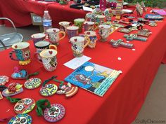Happy Dia de Los Muertos! Some of the things we sold this weekend!
