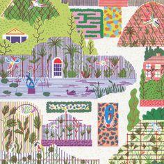 Little Otsu — Botanical Card by Hannah Waldron