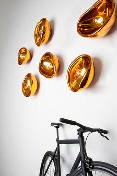 AUSUM / DARK / blown glass / design / Alex Dewitte / new darling