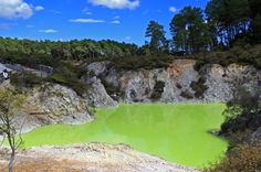 Rotorua Eco Thermal Wonderland Small Group Morning Tour Wai O Tapu Lady Knox Geyser Hot Mud New Zealand North, New Zealand Travel, Rotorua New Zealand, Boat Tours, What A Wonderful World, Wonders Of The World, Wonderland, Places To Visit, Activities