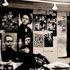 Depeche Mode - 101 Album Art