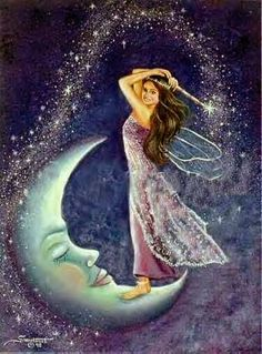Moon faerie