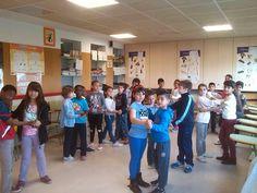 LA ALBADA: 2° A aprende a bailar el Valls