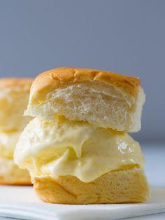 Sweet Corn Ice Cream (Sandwiches)