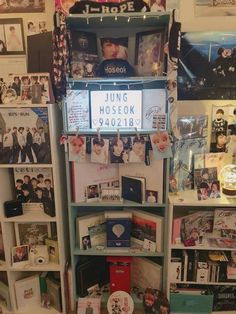 Ideas For Diy Room Decir Kpop Watches K Pop, Army Room Decor, Bedroom Decor, Jimin Wallpaper, Bts Merch, Room Goals, Bts And Exo, Room Tour, Dream Rooms