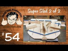 SUPER table saw sled crosscuts, tenons, finger/box joints, splines, dovetails and more! Table Saw Crosscut Sled, Table Saw Sled, Table Saw Jigs, Diy Table Saw, A Table, Build A Router Table, Woodworking Table Saw, Woodworking Plans, Diy Projects Plans