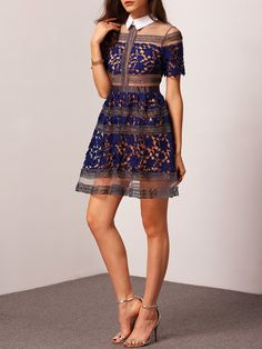 Affordable Lace Dresses Like Self Portrait   StyleCaster