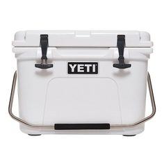 Small but mighty, the YETI Roadie 20 in white is the best personal cooler you'll ever find to protect your lunch from the ravages of sandwich-soggifying, drink-sweating heat. Built with the same hardy