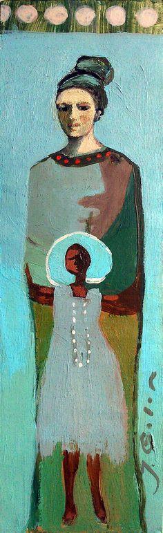 Joanna Golon miniature
