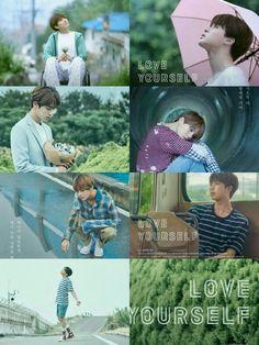 BTS-love yourself @biasS.A