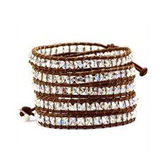 Wrap Bracelet Disco Ball