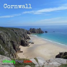 We are heading down to Treen Beach in #Cornwall a steep climb down but worth it to arrive at this almost private beach where clothes are optional - just don'tforget the suncream