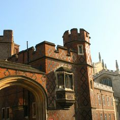 Probably the poshest place in the world #Eton