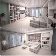 Living Room Storage Storage Systems And Living Rooms On Pinterest