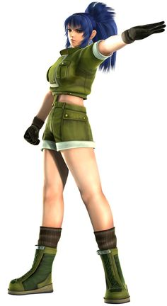 40 Kof Leona Ideas King Of Fighters Fighter Fighting Games