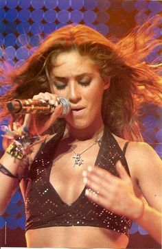 2007 - Anahí / Celestial World Tour