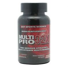 AST Sports Science Multi Pro-32X – 100 Caplets #fitness #health #fitnessmodel #gym #sports http://www.wellnessmedicineshop.com/product/ast-sports-science-multi-pro-32x-100-caplets/