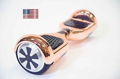 Self Balancing Scooter HoverBoard Chrome Rose Gold | SHIPS FROM USA | in Toys & Hobbies,Electronic, Battery & Wind-Up,Battery Operated | eBay want