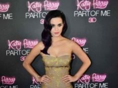 Katy Perry inspira-se em Madonna