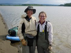 Congratulations to Geosciences Ph.D. candidate Katherine Lininger who won four national awards including the prestigious Horton Research Grant from the American Geophysical Union (AGU)! She kicked off her research on floodplain carbon storage with an exciting field season in central Alaska this summer with Professor Ellen Wohl. #RamPride #Research #Awesome #ColoradoState