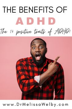 The benefits of ADHD exist. Many people with ADHD flourish despite challenges. There are positive traits of ADHD. Enhance them with these 14 ADHD benefits! ADHD strategies for kids. ADHD symptoms. ADHD diet. ADHD problems. Mental Health Therapy, Mental Health Disorders, Mental Health Quotes, Mental Health Matters, Mental Health Awareness, How To Handle Depression, Positive Traits, How To Handle Stress, Adhd Diet