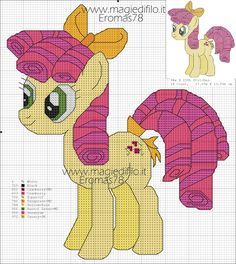 My Little pony Apple Dumpling.jpg (JPEG-afbeelding, 2100 × 2352 pixels)