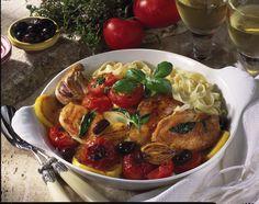 Unser beliebtes Rezept für Italienisches Tomaten-Hähnchen und mehr als 55.000 weitere kostenlose Rezepte auf LECKER.de.