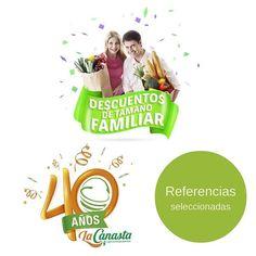 Mañana 03 de Diciembre en el #SuperSabado de #Comfaboy #supermercadoslacanasta te trae un 30 % de descuento Adicional en Referencias seleccionadas de las Marca ARIEL-RINDEX-PANTENE-H&S-GILLETTE-SALVO. 25 % de descuento Adicional en Referencias seleccionadas de ENJUAGUE COLGATE PLAX. 20 % de descuento Adicional en Referencias seleccionadas de las Marcas BAYER-GENOMMA -RECKIT. 15 % de descuento Adicional en Referencias seleccionadas de las Marcas JOHNSON - LISTERINE-STAYFREE. 15 % de descuento…