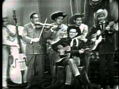 SONS OF THE PIONEERS TUMBLING TUMBLEWEEDS - YouTube. Can imagine myself riding along on top of my horse in a peaceful valley as this song is sung.