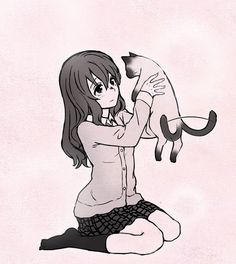 Shouko Nishimiya // Koe no Katachi. This is such a great manga!
