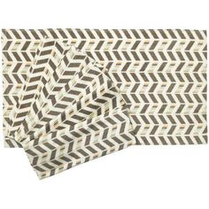 Better Homes and Gardens Herringbone Kitchen Towel, Set of 6, Multicolor