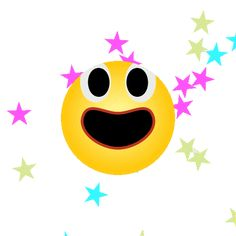 Smile Gif, Love Stickers, Smileys, Ios, Android, Hearts, Scrapbook, Animation, My Love