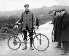 Introducing CycleLens, a photographic ride through the history of cycling